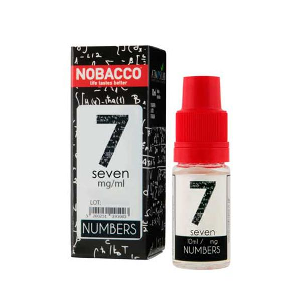 Nobacco numbers 7 10ml
