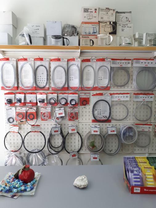 Φίλτρα για σκούπες, καθαριστικά πλυντηρίου ρούχων και πιάτων