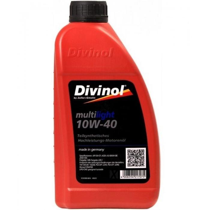 DIVINOL 10W40 1LT 8€