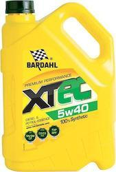 BARDAHL 5w 40 - 45€ - 5LT