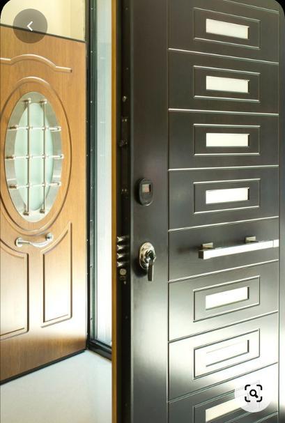 Πόρτες ασφαλείας κλειδιά Μελίσσια