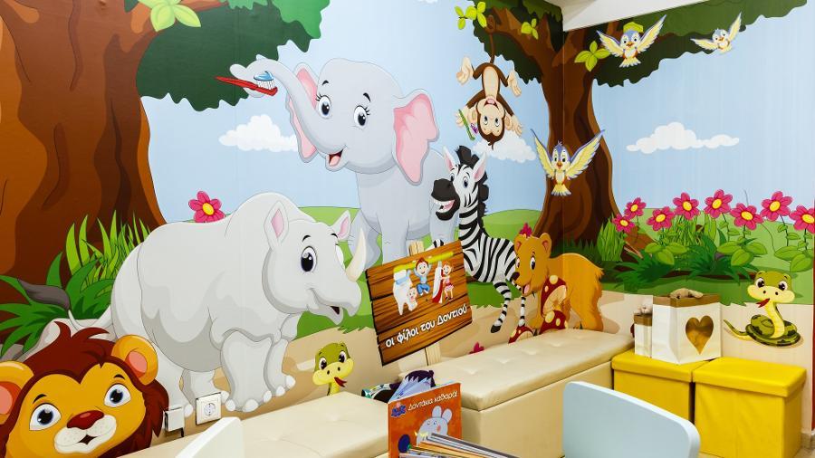 Παιδοδοντίατρος Αχαρνές, Οδοντίατρος για παιδιά Αχαρνές