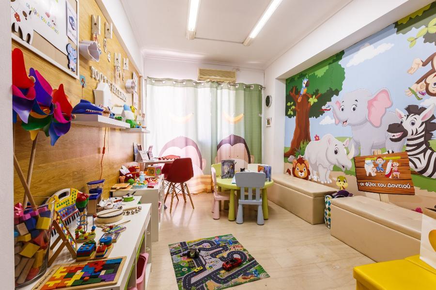 Παιδοδοντίατρος Μενίδι, Οδοντίατρος για παιδιά Μενίδι